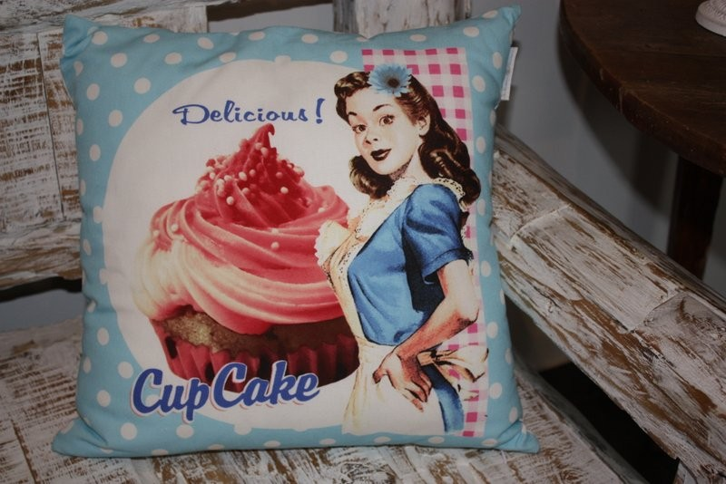 Coussin - DELICIEUX CUP CAKE